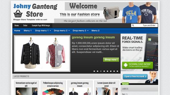 toko online blogspot murah