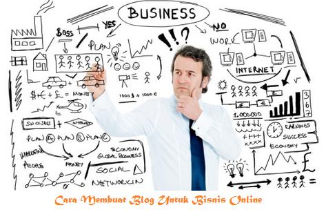 Cara Membuat Blog Untuk Bisnis Online