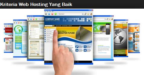 kriteria-web-hosting-yang-baik